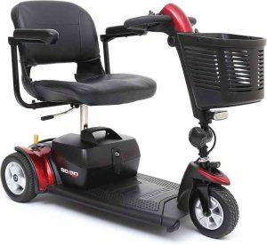 PRIDE Go-Go SPORT 3 wheel